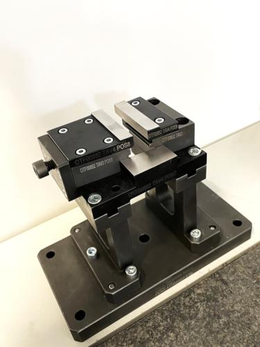 Rotor blade positioning tool