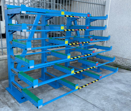 Cantilever for tools 18F