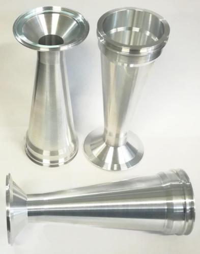 Lavorazione particolari in alluminio.